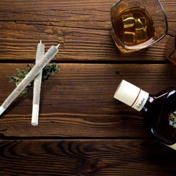 алкоголь конопля