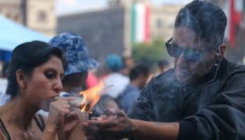 Легалізація в Мексиці