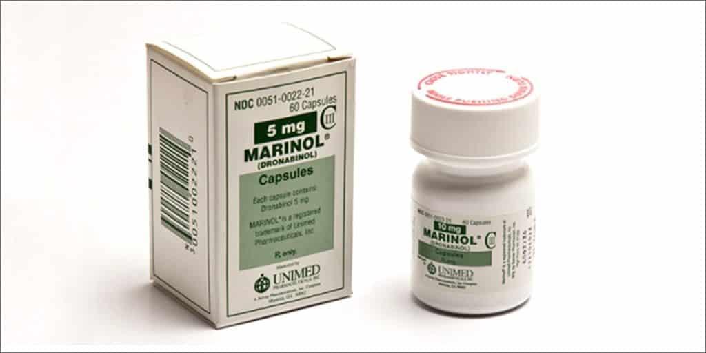 dronabinool, Marinol