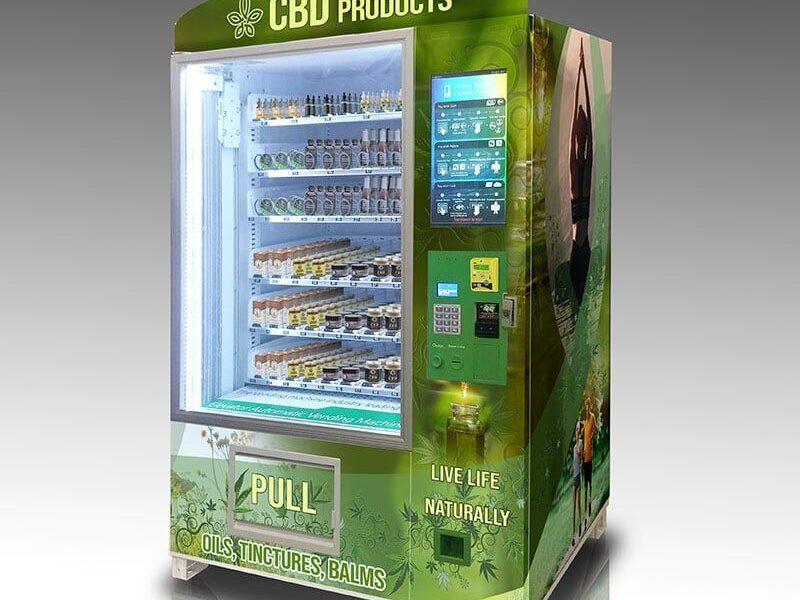 République tchèque,distributeurs automatiques