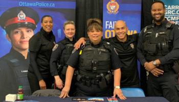 Начальники канадської поліції