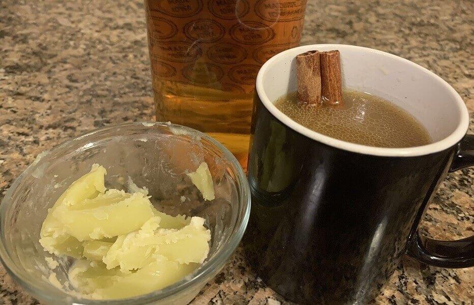 Рецепт яблочного сидра, горячий сидр