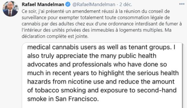 tupakka, tupakointi sisätiloissa, San Francisco