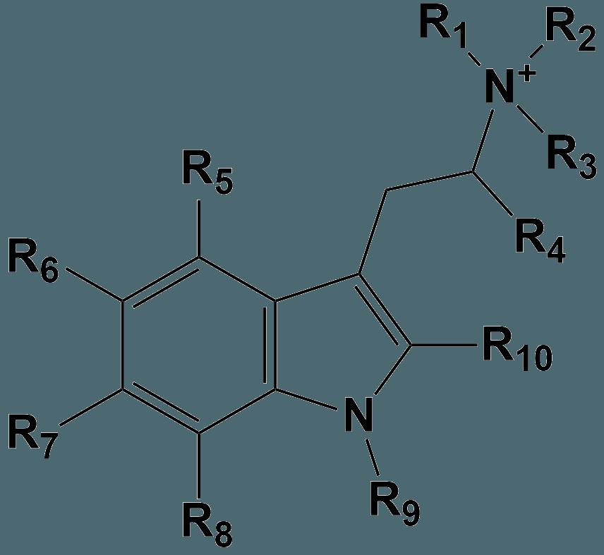Figure 1 Psilocybin Derivative