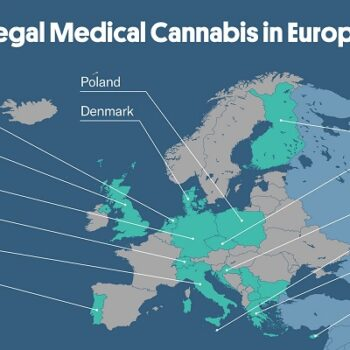 cannabis en europe