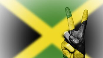 Cờ Jamaica