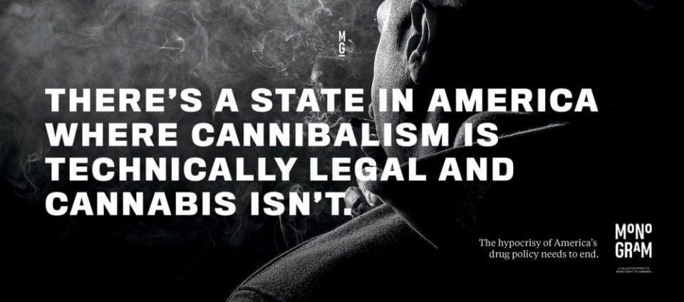 monogram kannibalisme