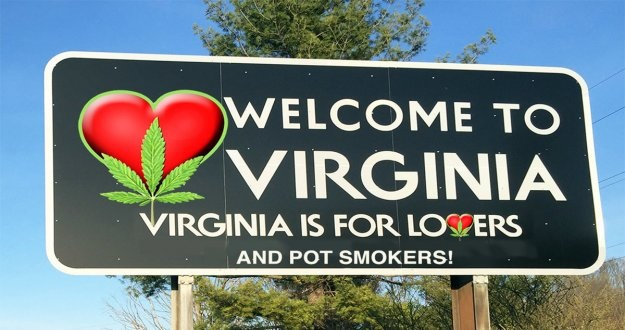 virginia legalisation