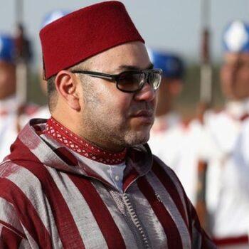 konge af Marokko