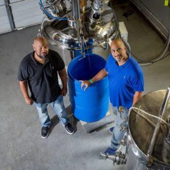 hemp vodka distillation