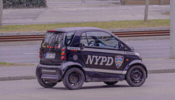 шрифт nypd