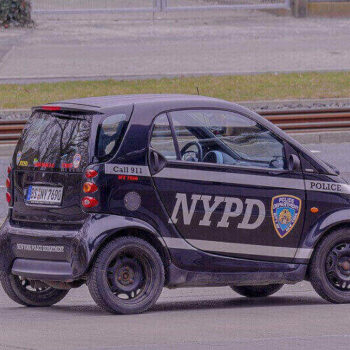 nypd font